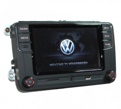Фото Автомагнитола штатная RCD330 Plus CAN Volkswagen