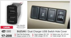Фото USB разъем Carav 17-208