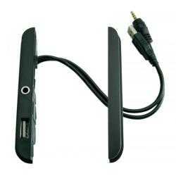 Фото Рамка переходная AWM 781-07-052 Toyota Multi Kit For double DIN+ AUX+USB
