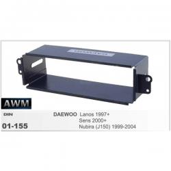 Фото Шахта под магнитолу AWM 01-155 Daewoo Lanos 1997+