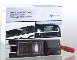 Фото Камера заднего вида Falcon SC24HCCD (Buick Regal, Excelle; Opel Insignia, Vectra, Astra, Zafira)