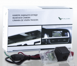 Фото Камера заднего вида Falcon SC67HCCD (Peugeot 408, 508)