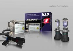 Фото Комплект биксенона Infolight / Infolight Pro H4 35W (4300/5000/6000K)