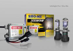 Фото Комплект биксенона Sho-Me / Infolight Pro H4 35W (4300/5000/6000K)