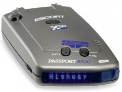 Фото Радар-детектор Escort Passport 8500 X50 Blue International