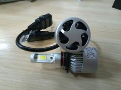 Фото Светодиодная лампа RCJ HB4 (9006) S2-COB 4000Lm 6500K (пара)