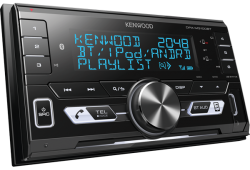 Фото Автомагнитола Kenwood DPX-M3100BT
