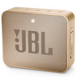 Фото Портативная колонка JBL Go 2 Champagne (JBLGO2CHAMPAGNE)
