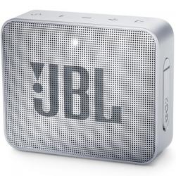 Фото Портативная колонка JBL Go 2 Gray (JBLGO2GRY)