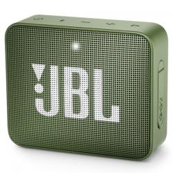 Фото Портативная колонка JBL Go 2 Green (JBLGO2GRN)