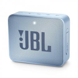 Фото Портативная колонка JBL Go 2 Cyan (JBLGO2CYAN)