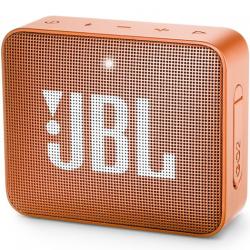 Фото Портативная колонка JBL Go 2 Orange (JBLGO2ORG)