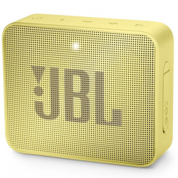 Фото Портативная колонка JBL Go 2 Yellow (JBLGO2YEL)