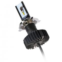 Фото Светодиодные лампы MLux H4 Bi 6000K 22W True LED (пара)