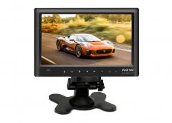 Фото Монитор LCD Monitor 7-дюймов (USB/TF/MP5/Bluetooth) Black
