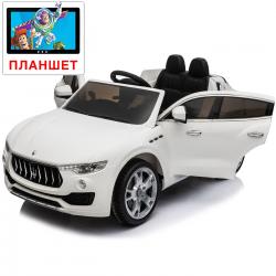 Фото Детский электромобиль Kidsauto Maserati Levante White
