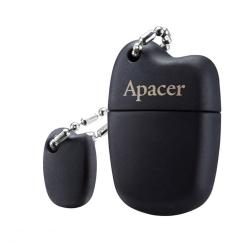 Фото USB флеш накопитель 16Gb Apacer AH118 Black (AP16GAH118B-1)