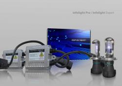 Фото Комплект биксенона Infolight Expert / Infolight Pro H4 35W (4300/5000/6000K)