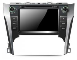 Фото Автомагнитола штатная PMS 7566 для Toyota Camry New (V50) EUR