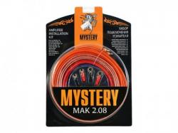 Фото Установочный комплект для усилителя Mystery MAK 2.08