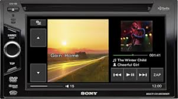 Фото Автомагнитола Sony XAV-65