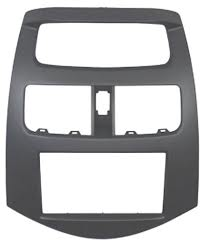 Фото Рамка переходная Carav 11-180 Chevrolet Spark(M300) 10+/Daewoo Matiz Creative (M300) 09-11 2DIN