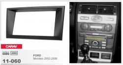 Фото Рамка переходная Carav 11-060 Ford Mondeo 2002-2006 2DIN
