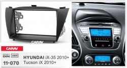 Фото Рамка переходная Carav 11-070 Hyundai ix35 2010-> 2DIN