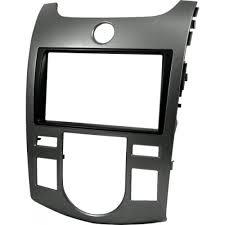 Фото Рамка переходная Carav 11-413 Kia Cerato,Forte 2009+Auto Aircondition black