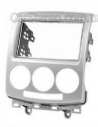 Фото Рамка переходная Carav 11-084 MAZDA 5 (Premacy) 2005-> (silver) 2DIN