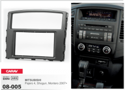 Фото Рамка переходная Carav 08-005 Mitsubishi Pajero Wagon IV