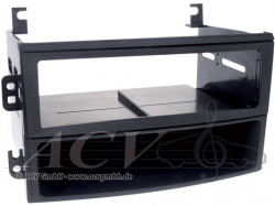 Фото Рамка переходная ACV 281210-10 Nissan (350Z) чёрная
