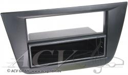 Фото Рамка переходная ACV 281328-33 Seat Leon (05->) black