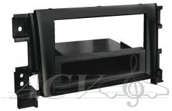 Фото Рамка переходная ACV 281294-02 Suzuki Grand Vitara (06>) чёрная