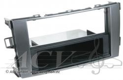 Фото Рамка переходная ACV 281300-13-1 Toyota Auris (07>) (anthracite-grey)