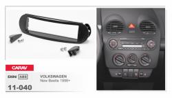 Фото Рамка переходная Carav 11-040 VW New Beatle (98->) 1DIN