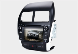 Фото Автомагнитола штатная Phantom DVM-1420G HDi (Mitsubishi ASX 2010-)