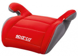 Фото Автокресло Sparco F100K BOOSTER red (00924RS)