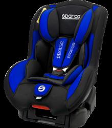 Фото Автокресло Sparco F500K blue (00923AZ)