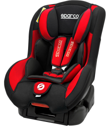 Фото Автокресло Sparco F500K red (00923RS)