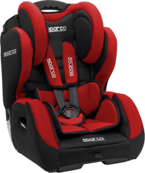 Фото Автокресло Sparco F700K red (00920RS)