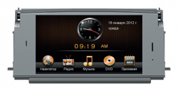 Фото Автомагнитола штатная RoadRover Mercedes C Class 2007-2009