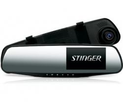 Фото Зеркало с видеорегистратором Stinger DVR-M489FHD