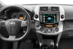 Фото Автомагнитола штатная RoadRover Toyota RAV4 2013 (i10)