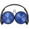 Фото Наушники Sony MDR-ZX310 Blue (MDRZX310L.AE)