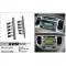 Фото Рамка переходная AWM 781-01-552 Hyundai Accent/KIA Rio 06-09/Sportage ->09 2DIN (173x98)