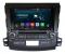 Фото Автомагнитола штатная Incar AHR-6181R Mitsubishi Outlander XL (Android 4.4.4, Rockford)