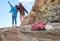 Фото Портативная колонка JBL Clip 3 Red (JBLCLIP3RED)