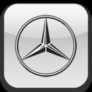 Фото Рамки переходные - Mercedes