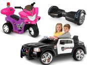 Фото Средства передвижения - Детские электромобили